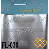 Фольга FL 030 серебро классика глянцевая 4х100 см
