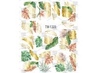 TM 1223 фольга золото